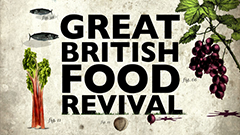 Original music by Stuart Fox on the Great British Food Revival